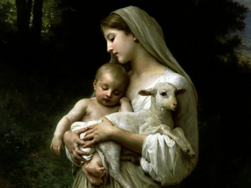 1st. mary mother of god