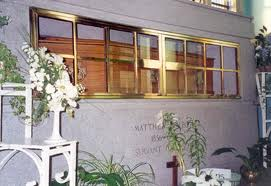 Matt talbot coffin