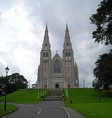 St. Patrick's Roman Catholic Cathedral, Armagh