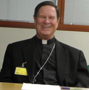 Archbishop Sean Walsh