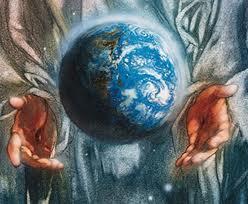 God + World