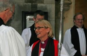 Bishop Pat Storey of Kildare and Meath. Photo: Paul Harron/Church of Ireland Press Office