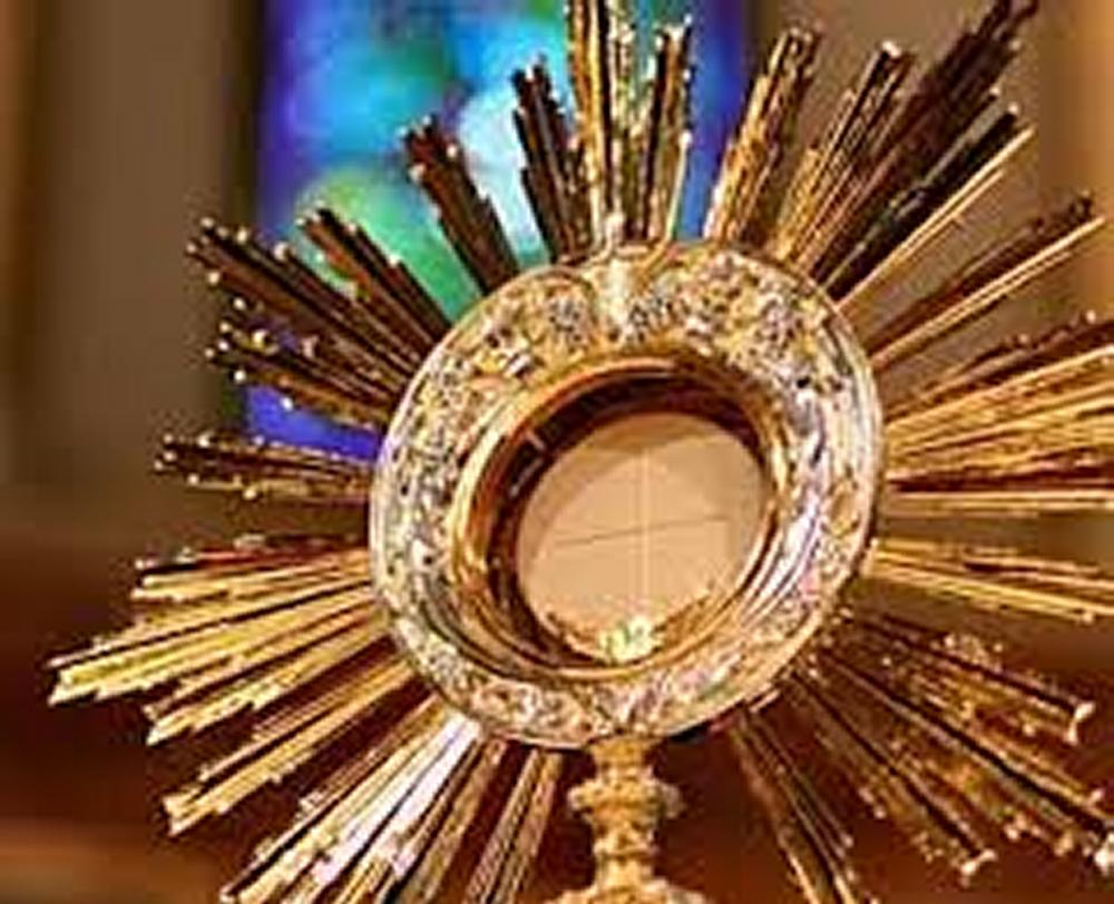 Meath woman promotes Eucharistic Adoration by children ...