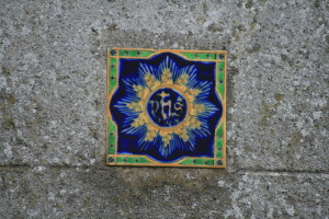 Holy Name Tile