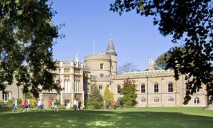 St Mary's College Twickenham.