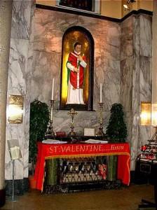 Vals shrine