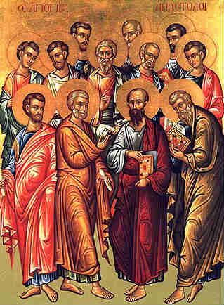 12 Apostlic Foundations