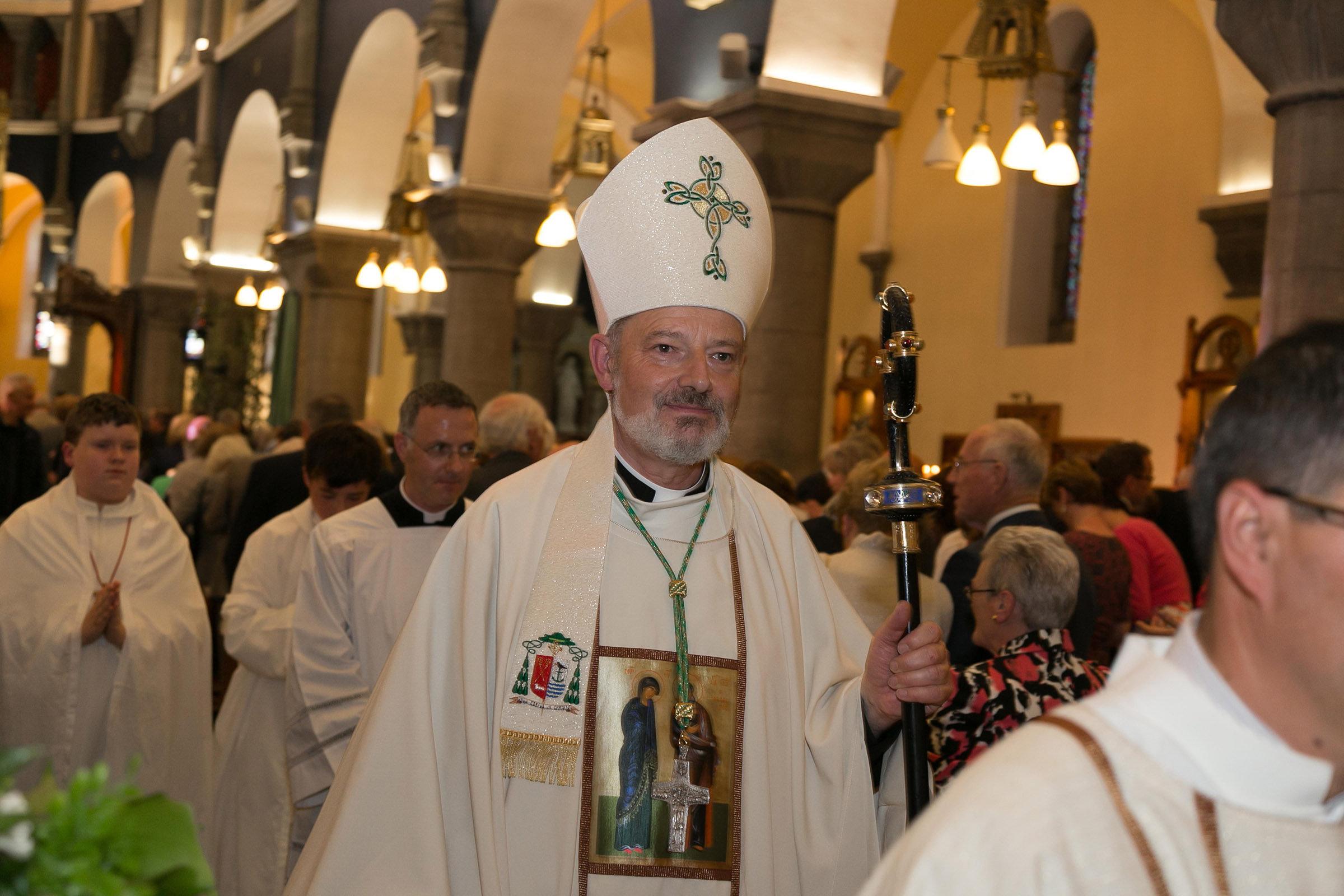 How to Address a Catholic Bishop