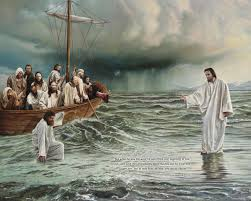 Jesus teaches pastors