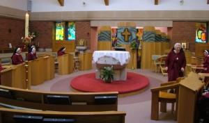 Redemptoristine chapel Dublin