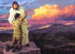 Jesus compassionate
