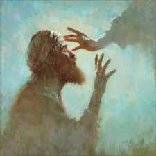Jesus and bartimeus