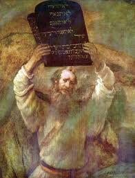 Moses and Commands