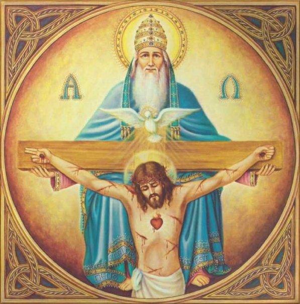 Jesus and trinity