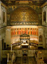 Apse of San Clemente, Rome