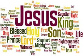 Jesus names