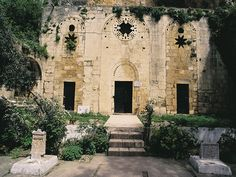 The Church of Peter - Early meetings of the first Christians of Antioch were held in