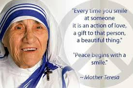 Blessed Mother Teresa Online-TV Celebration - 3rd September  10am - 10pm @ www.heavensroadfm.com