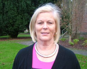 Mary Johnston, Specialist in Counselling, Accord.