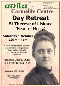 St Thérèse of Lisieux @ Avila Carmelite Centre | Donnybrook | County Dublin | Ireland