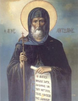 Sayings of St Anthont