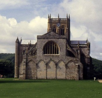 Abbey Church of St Mary, St Sansom and St Branwalader, Milton Abbas
