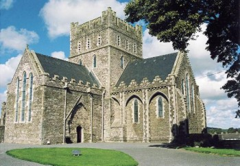 Cathedal of St Brigid, Kildare