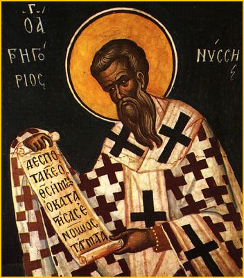 gregory of nyssa read the funeral oration for Miletus