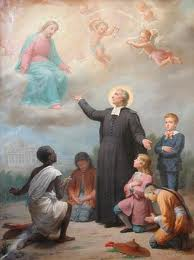 John Bastist de La Salle Patron of Teachers