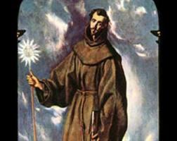 St Bernadine by Giotto