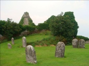 St Carthage's Church ruins, Killina