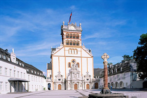 Church of St Matthias in Trier, Germany