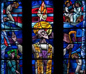 St Jarlath's window Tuam Cathedral