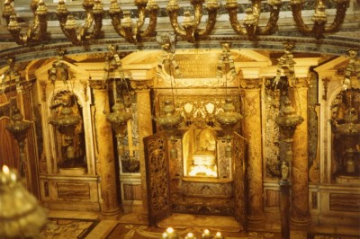 St Peters Tomb Rome