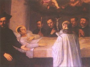 Jun 21 St Aloysius Gonzaga 1568 1591 Catholicireland