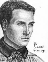 Jun 21 St Aloysius Gonzaga 1568 1591 Catholicireland