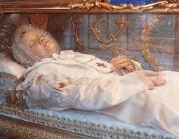 Bl. Anna's body still uncorrupt after 177 yaers