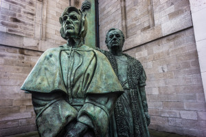 Dublin martyrs: Blessed Francis and his Godmother Blessed Margaret Ball