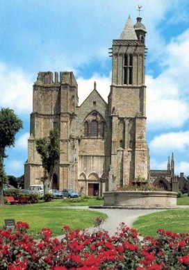 St Samson's Cathedral at Dol