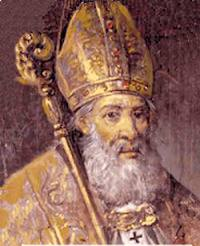A native of Brescia, Italy, St Gaudentius received his education from St Philastrius, the Bishop of that city, before visiting monks in Palestine and Egypt.