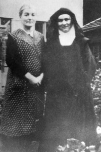 young sister Teresa Benedicta of the Cross, was borni nto a Jewish family in Breslau, Germany