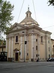 Ss Marcelinus and Peter's Church, Via Labicana. Rome