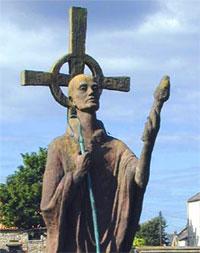 sveti Aidan - škof in opat