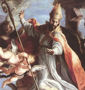 Bishop Augustine