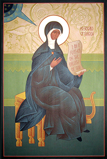 a biography of saint hildegard a german saint St hildegard von bingen 546 likes saint hildegard, the sibyl of the rhine a german writer, composer, philosopher, christian mystic, benedictine.