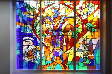 St MacNissi's. Church The Risen Christ