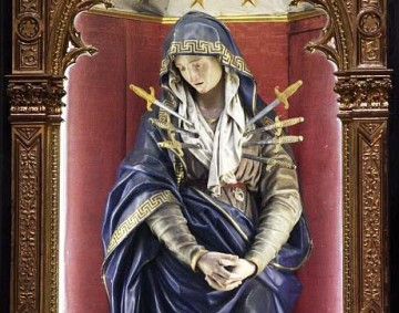 Image result for Our Lady of Sorrows