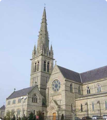 St. Eunan's Cathedral, Letterkenny, Co. Donegal.