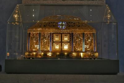 Relics of St Hildebrand