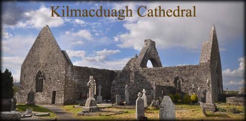 Kilmacduagh Cathedral